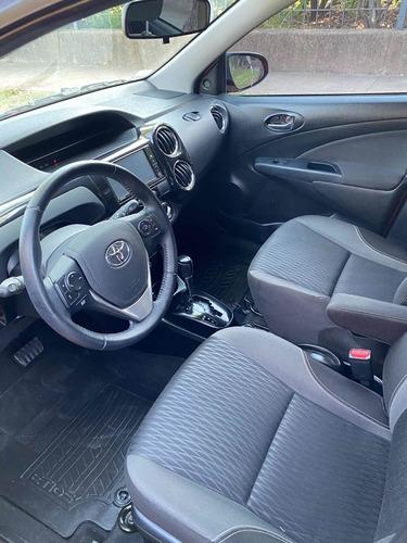 toyota etios 1.5 sedan xls at 2018