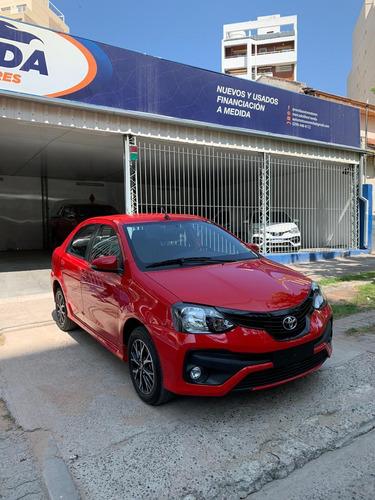 toyota etios 1.5 sedan xls at 2020