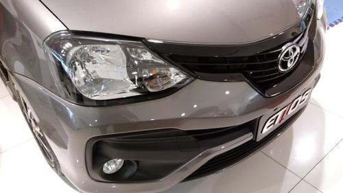 toyota etios 1.5 sedan xls mt 4 puertas 0km