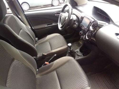 toyota etios 1.5 sedan xls my19 2018