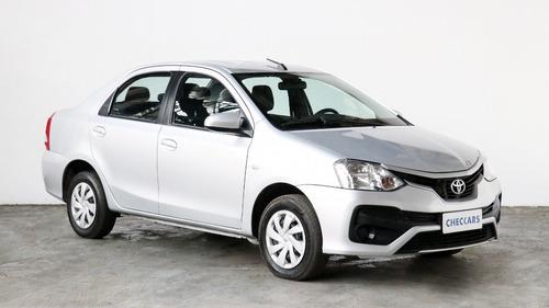 toyota etios 1.5 sedan xs mt - 37590 - c