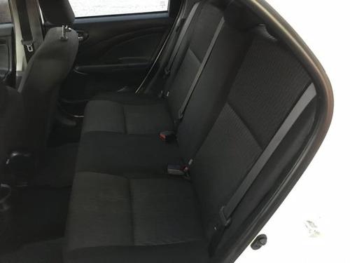 toyota etios 1.5 x plus 16v 5p 2018 2019 sem entrada uber 99