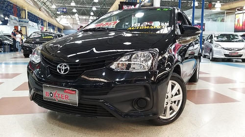 toyota etios 1.5 x plus sedan 16v