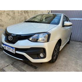 Toyota Etios 1.5 Xls At 2020