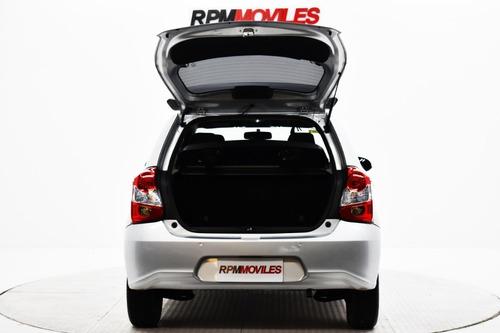 toyota etios 1.5 xls at 5p 2018 rpm moviles