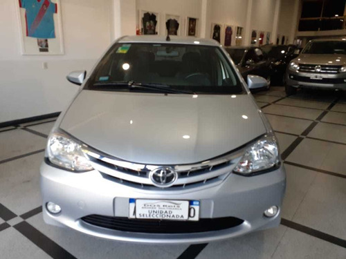 toyota etios 2016 1.5 sedan xls at 1°dueño igual a 0 km!!