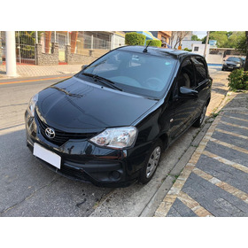 Toyota Etios 2018 1.3 16v X Aut. 5p