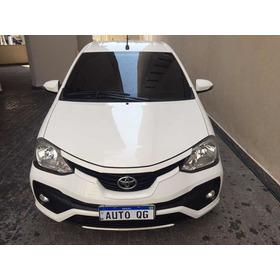 Toyota Etios 2018 1.5 16v Xls Aut. 4p
