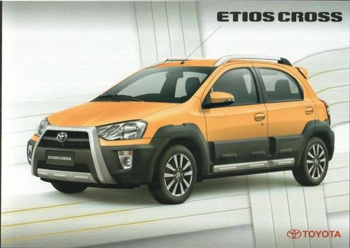 toyota etios cross 5 puertas motor 1.5 - nafta caja man/6°