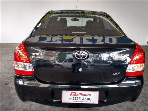 toyota etios etios 1.5 x sedan flex manual