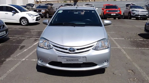 toyota etios hatch x 1.3 16v flex 2015/2015 9866