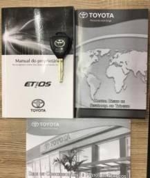 toyota etios hatch x 1.3 (flex) flex manual