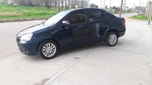 toyota etios lxs 2015 nuevo $195000 cuotas automotores yami