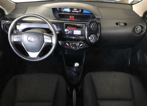 toyota etios sedan 1.5 16v x 4p 2018