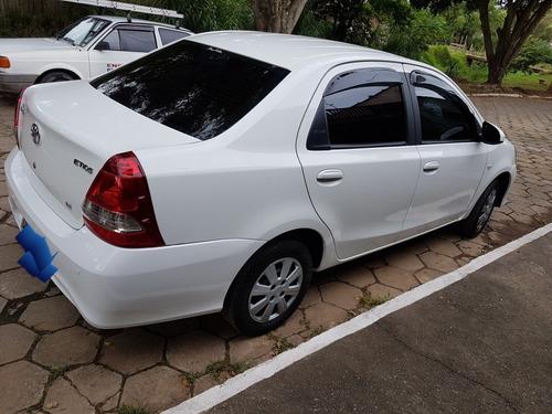 toyota etios sedán etios sedan x 1.5