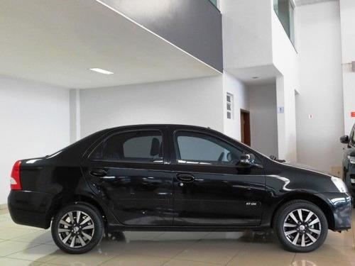 toyota etios sedan platinum 1.5 16v flex, pan7161