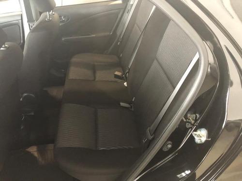 toyota etios sedan x 1.5 flex automático