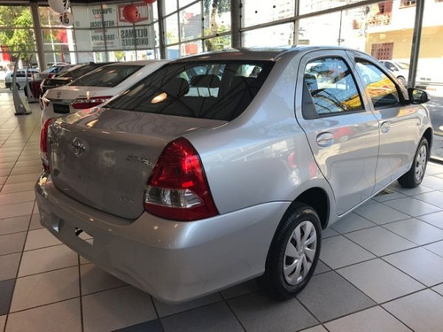 toyota etios sedan x-at 1.5 16v flex