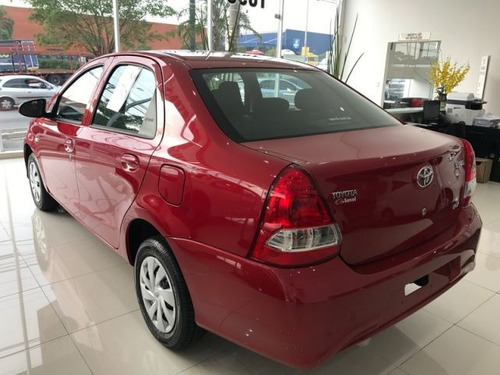 toyota etios sedan x-mt 1.5 16v flex
