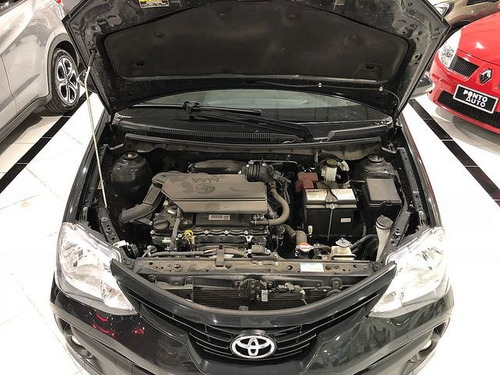toyota etios sedan xls 1.5 aut 2018 m12 motors tancredo