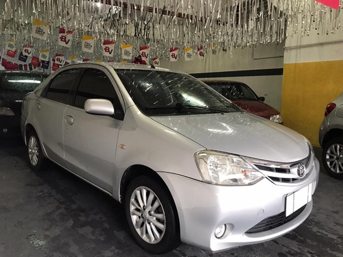 toyota etios sedan xls 1.5 flex, oportunidade
