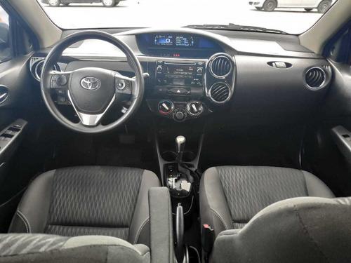 toyota etios sedan xs 1.5 (flex) (aut) 2017