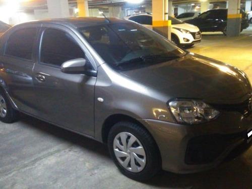 toyota etios sedan xs-at 1.5 16v flex, eti2018