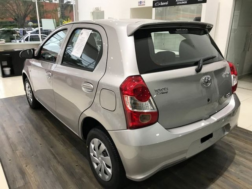 toyota etios x-at 1.3 16v flex