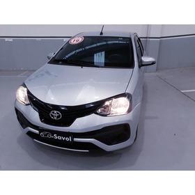 Toyota Etios X M/t Plus, Fwp2484