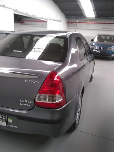 toyota etios xls 1.5 4 puertas  autotag  usado  seleccionado