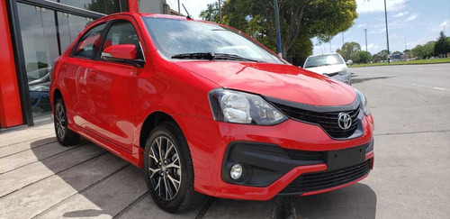 toyota etios xls 1.6 sedan 4 puertas 2019