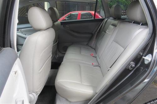 toyota fielder 1.8 16v gasolina 4p automático 2006/2007