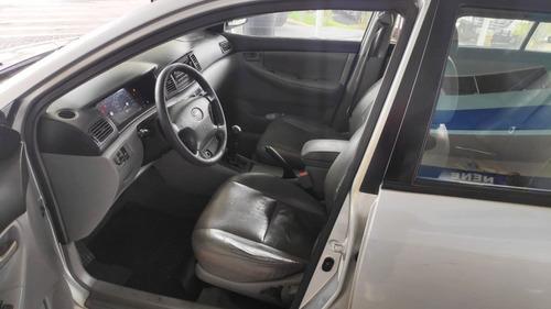 toyota fielder 1.8 16v gasolina 4p manual