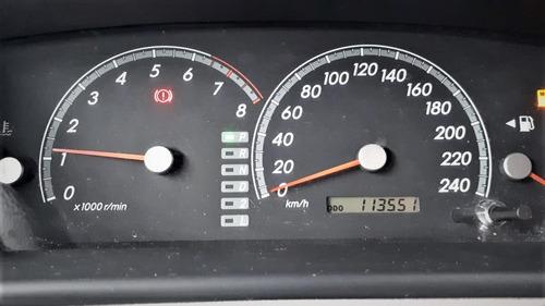 toyota fielder 1.8 16v gasolina automático blindado