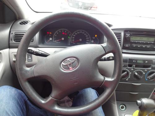 toyota fielder 1.8 xei 16v flex 4p automático 2008 2008
