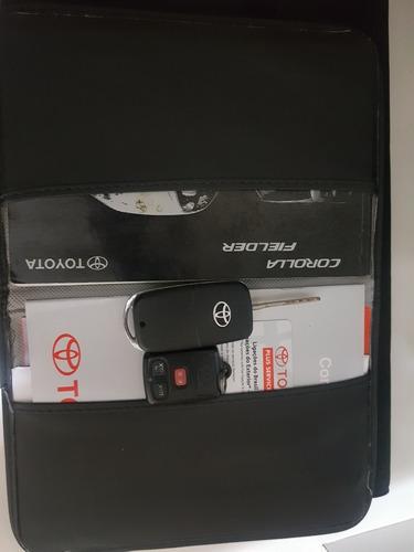 toyota fielder xei 1.8 automática