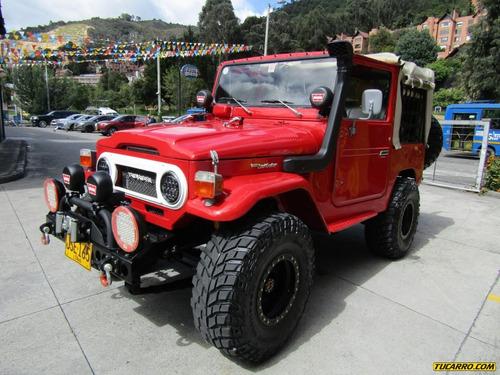 toyota fj 40 mt 4000 cc 4x4