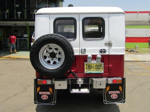 toyota fj 43 diesel 4x4