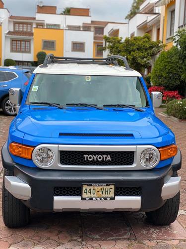 toyota fj cruiser 4.0 premium mt 2008