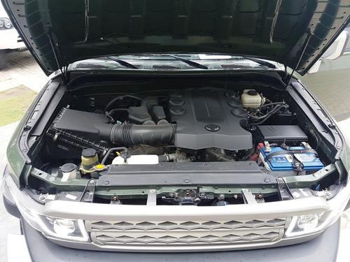 toyota fj cruiser autmatico 4x4 modelo 2014