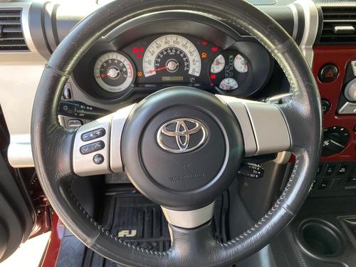 toyota fj cruiser premium 2008