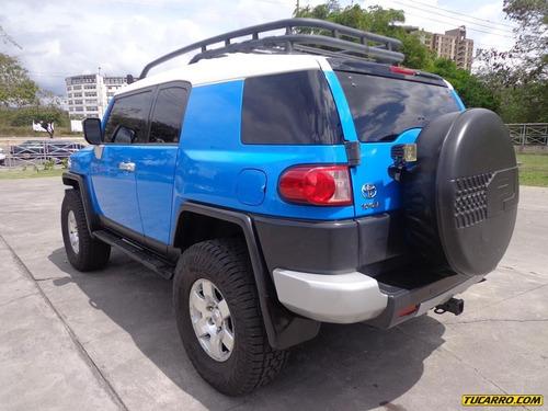 toyota fj cruiser sport wagon automático