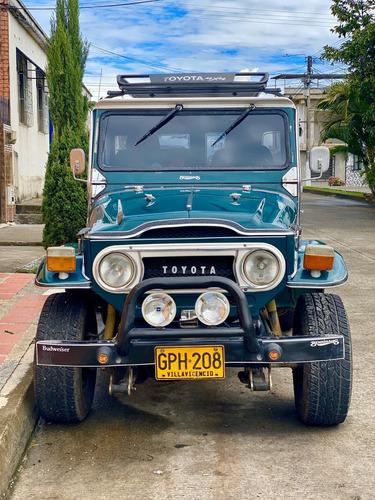 toyota fj40 cruiser  modelo 80 original