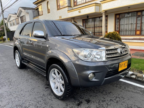 toyota fortuner 2012 2.7 automatica 4x2