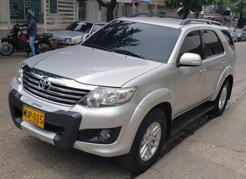 Toyota Fortuner - 2014 4x4 - $ 85 000 000 en Mercado Libre