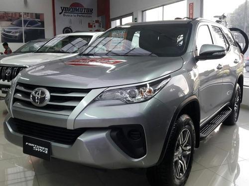toyota fortuner  2019 turbo diesel  4x2