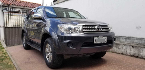 toyota fortuner 2.7 año 2010