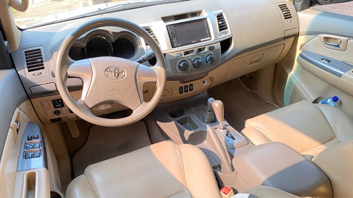 toyota fortuner 2.7 gasolina 4x4 a/t