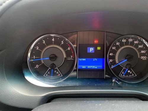 toyota fortuner 2.7 modelo 2018 - 5 puertas 4x2