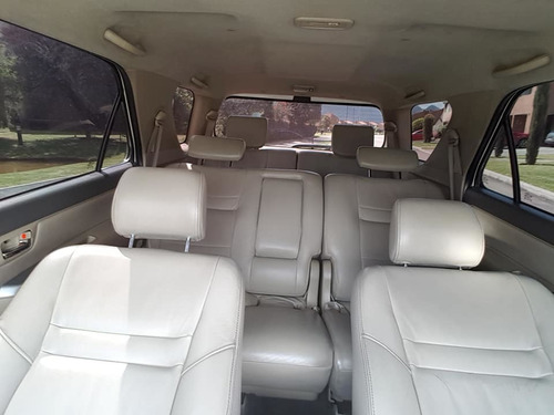 toyota fortuner 2.700cc modelo 2012 blanco perlado